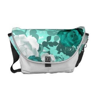 Nature Damasked by Chole Wess Commuter Bag