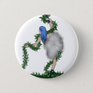 Nature Dancer 2 Inch Round Button