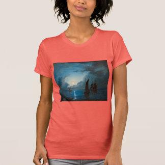Nature de bateau de Marcus Larson T-shirt