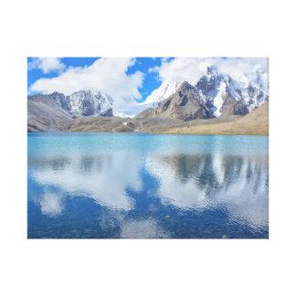 Nature de paysage de montagne toiles