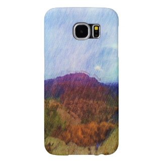 Nature Drawing Samsung Galaxy S6 Cases