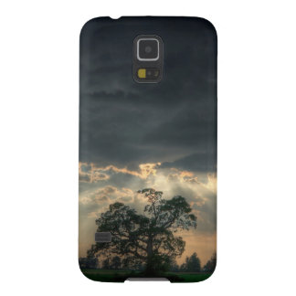 Nature Dusk Ray Of Galaxy S5 Covers