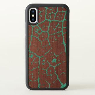 Nature edited iPhone x case