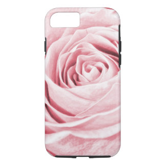 Nature Floral Photo Dainty Girly Pink Rose iPhone 7 Case