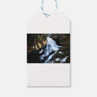nature flows of water gift tags