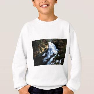 nature flows of water sweatshirt