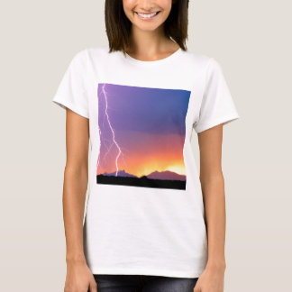 Nature Forces And They Danced Picacho Peak T-Shirt