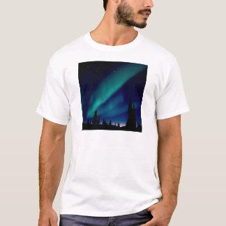 Nature Forces Aurora Borealis Alaska T-Shirt