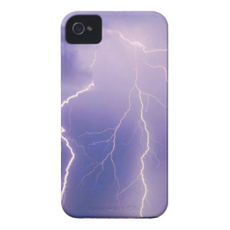 Nature Forces Chain Lightning iPhone 4 Case
