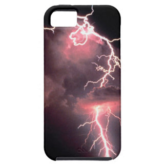 Nature Forces Electric Evening Lightning iPhone 5 Covers