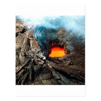 Nature Forces Kilauea Hawaii Volcanoes Postcard