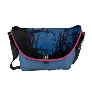 Nature Girl Messenger Bag