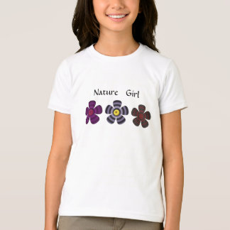Nature   Girl T-Shirt