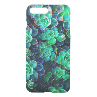 Nature Green Succulent Photo iPhone 8 Plus/7 Plus Case