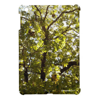 Nature Green Tree iPad Mini Cover