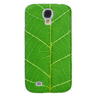 nature green tree leaf texture case galaxy s4 case