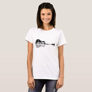 Nature Guitar T-Shirt