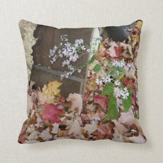 Nature in Change. Throw Pillow