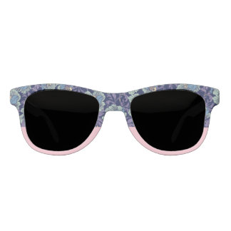 Nature-Inspired Floral and Pink Sunglasses