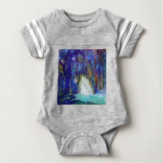 Nature is a fairy tale baby bodysuit