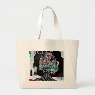 Nature is God Large Tote Bag