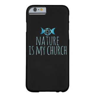 Nature is my church barely there iPhone 6 case