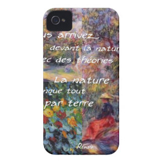 Nature is powerful in art creation iPhone 4 Case-Mate cases