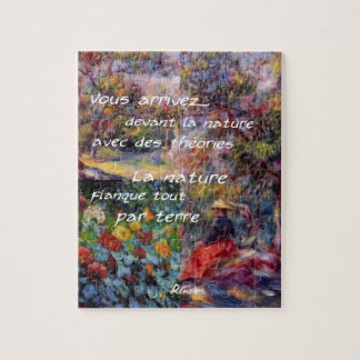 Nature is powerful in art creation jigsaw puzzle