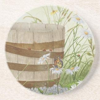 Nature Kaleidoscope - Coaster