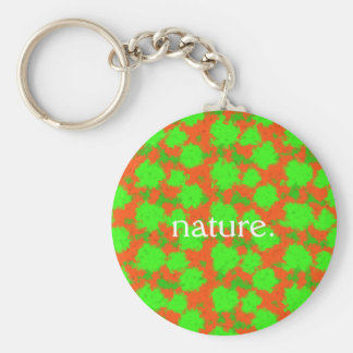 Nature keychain