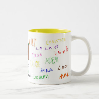 Nature Kids preschool Two-Tone Mug