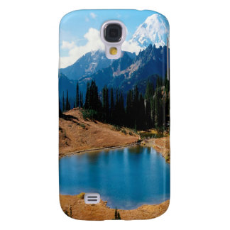 Nature Lakeside Natures Mountain HTC Vivid Cover