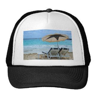 Nature Landscapes Ocean Beach Wave Trucker Hat