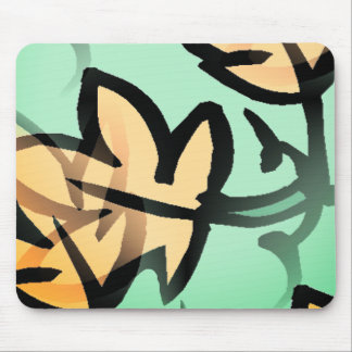 Nature_Leaf(c) Vivid-Leaf__ Mouse Pad