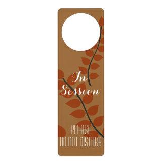 Nature Leaves and Branch Door Hanger