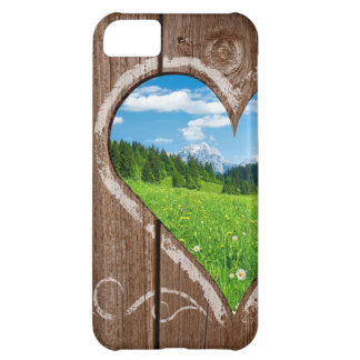 Nature Love - Valentine's Day iPhone case