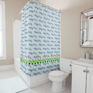 """""""Nature Lover"""" Beautiful Shower Curtain"""