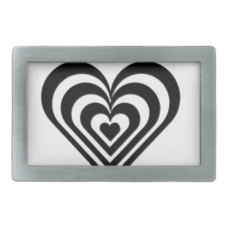 Nature Lover design Rectangular Belt Buckles
