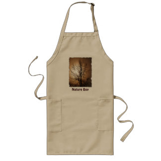 NATURE LOVER LONG APRON