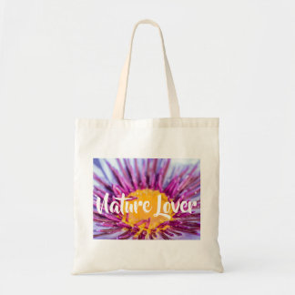 Nature Lover Tote Bag