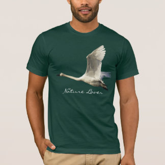 NATURE LOVER Trumpeter Swan T-Shirt