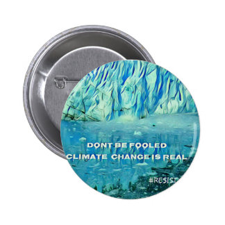 Nature Lovers environmental issues. 2 Inch Round Button