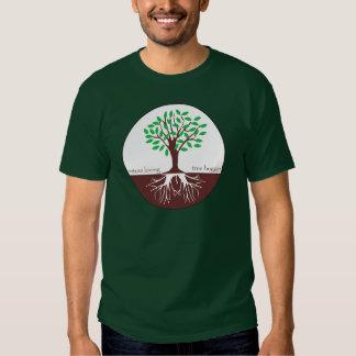 Nature Loving Tree Hugger Shirts