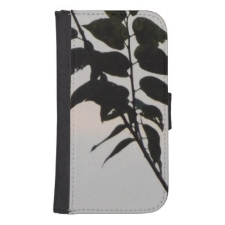 Nature Meets Tech 1 Phone Wallet Case