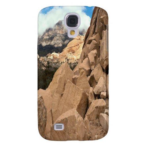 Nature Mountain Extreme Rockies HTC Vivid / Raider 4G Cover