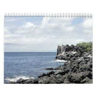 nature of the Galapagos Calendar