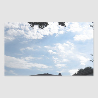 Nature Photo Skyline CherryHill NewJersey NVN666 F Sticker