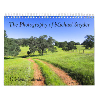 Nature Photography Calendar