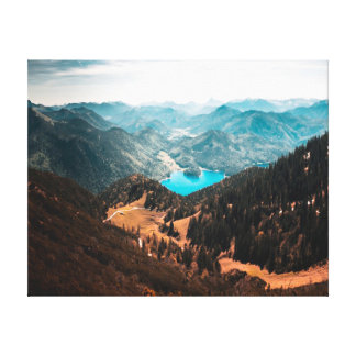 Nature photography | Mountains | Landscape Canvas Print