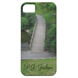 Nature Photography Park Bridge Trees Green iPhone 5 Covers